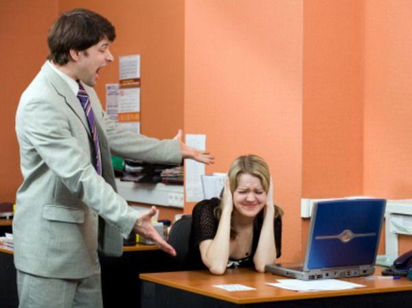 Стрес на роботі або як перестати боятися начальника
