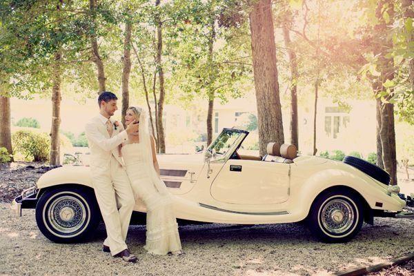 Весілля в стилі вінтаж для найвишуканіших і стильних пар