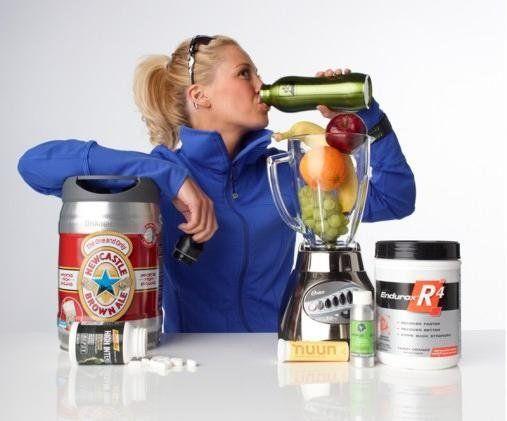 Спалювач жиру: спортивне харчування, яке допомагає в процесі тренувань