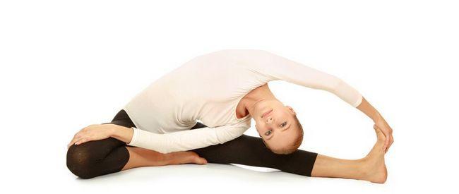 Тест і вправи для гнучкості хребта