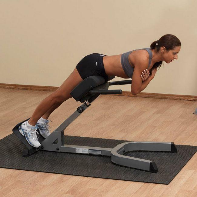 Тренажер для спини для професійних спортсменів і новачків у фітнесі