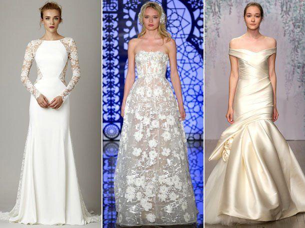 Тренди весільних суконь 2017 року з фото і нові тенденції у весільній моді