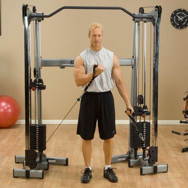 Тренування біцепса: як правильно качати цю м`яз в спортзалі і вдома