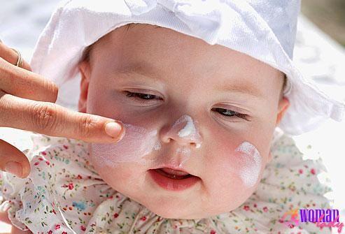Догляд за шкірою малюка