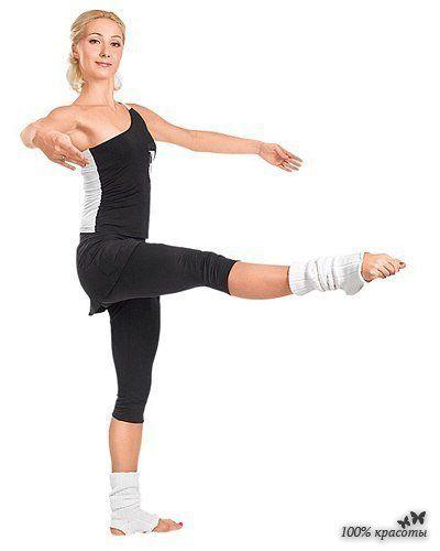 Вправи для швидкого схуднення ніг, які можна робити самостійно в домашніх умовах