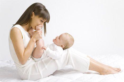 Вправи для дітей 4-9 місяців