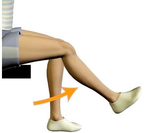 Вправи для колін: як зробити їх красивими і здоровими