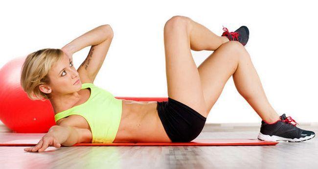 Вправи для проблемних зон: найефективніші вправи