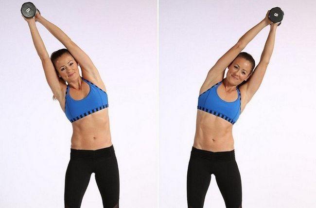 Вправи для тонкої талії, які дійсно дуже ефективні