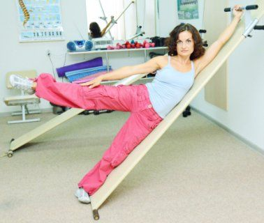 Вправи на дошці евминова: ефективний комплекс для профілактики і лікування захворювань хребта