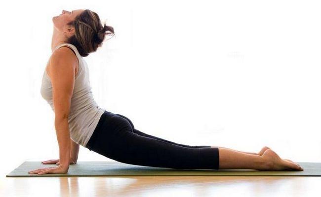 Вправи на розвиток гнучкості хребта