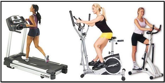 Вправи на тренажерах для жінок: 3 комплексу для початківців