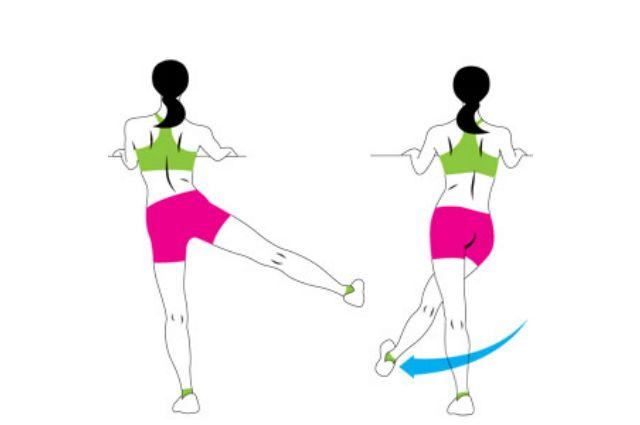 Вправи на всі групи м`язів, які можна робити в домашніх умовах