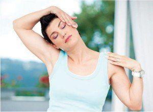 Вправи при шийному остеохондрозі, які можна виконувати і вдома, і на роботі