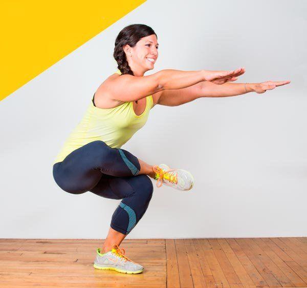 Вправи з власною вагою для початківців займатися спортом