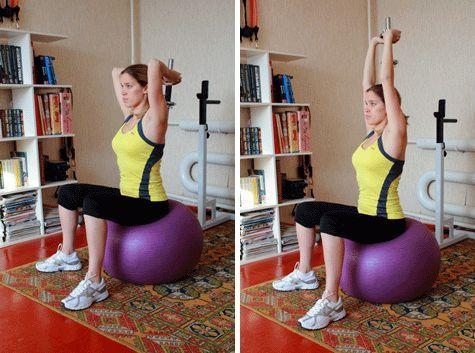 Вправи табата для схуднення: система інтервальних тренувань