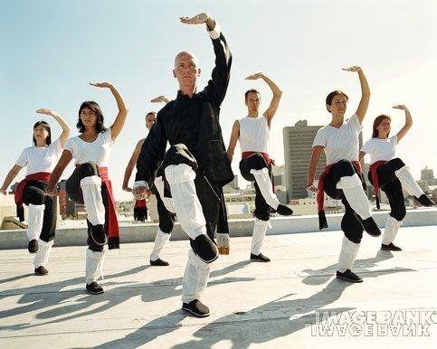 Вправи тай чи: стародавня китайська гімнастика, що продовжує життя