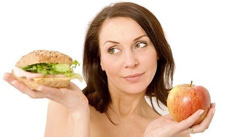 Вік і дієта