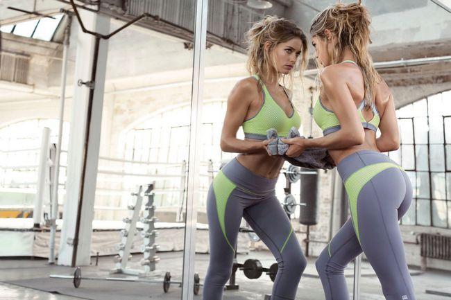Жіночий спортивний одяг: модні і зручні образи
